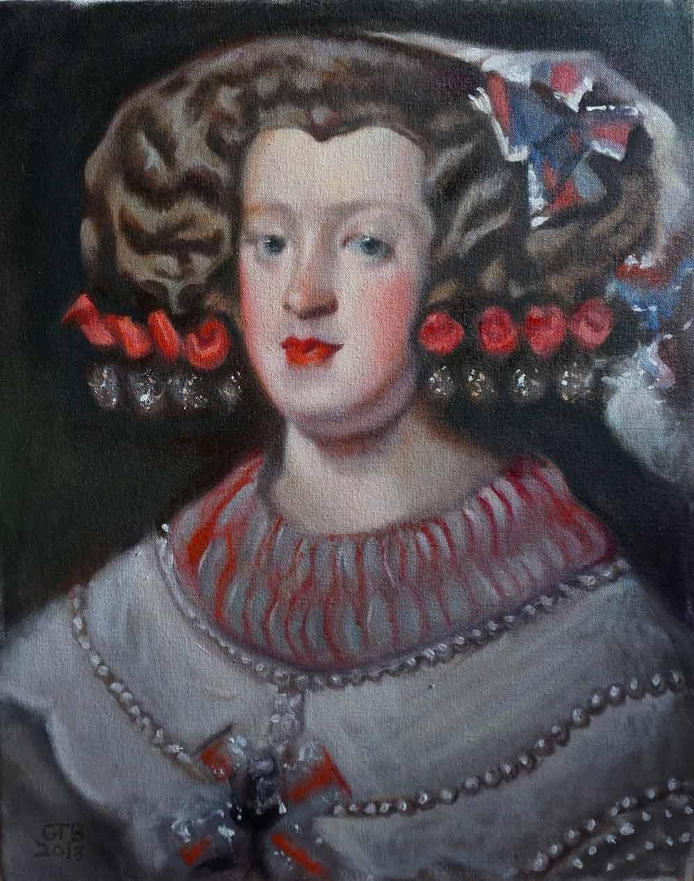 Velasquez Maria Theresa