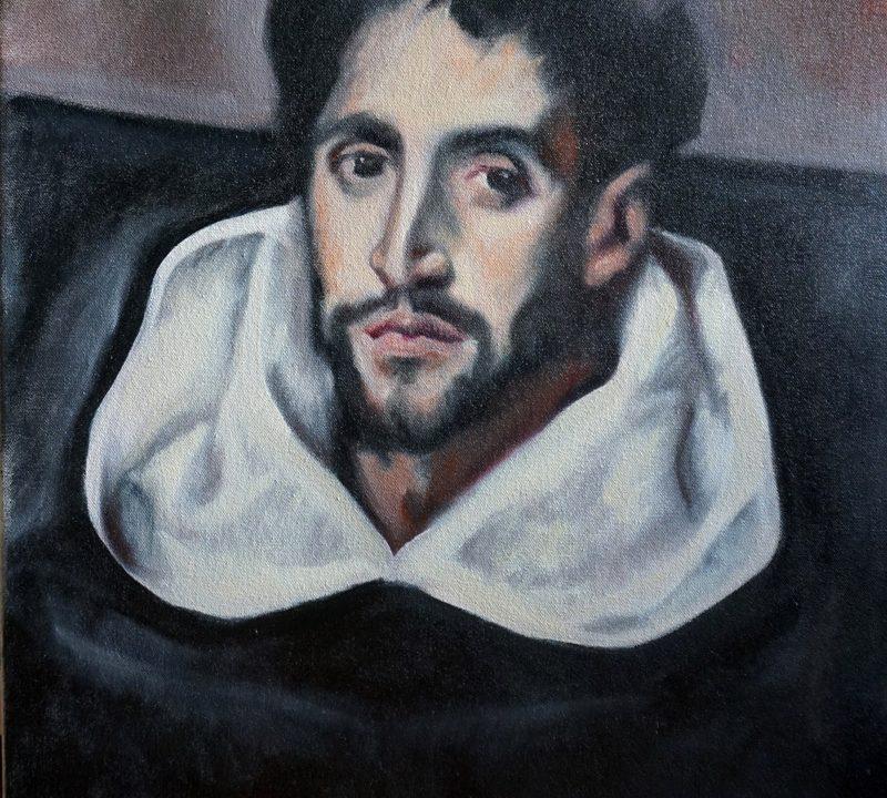 El Greco's Fray Hortensio Félix Paravicino