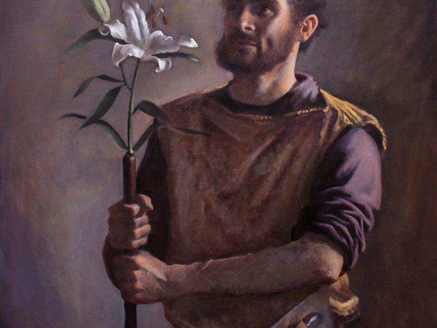 Saint Joseph by Gwyneth Thompson-Briggs