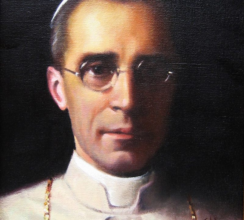 Pope St. Pius XII