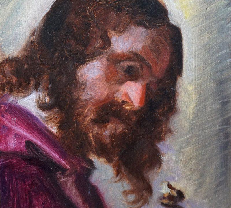 Diego Velazquez's Christ