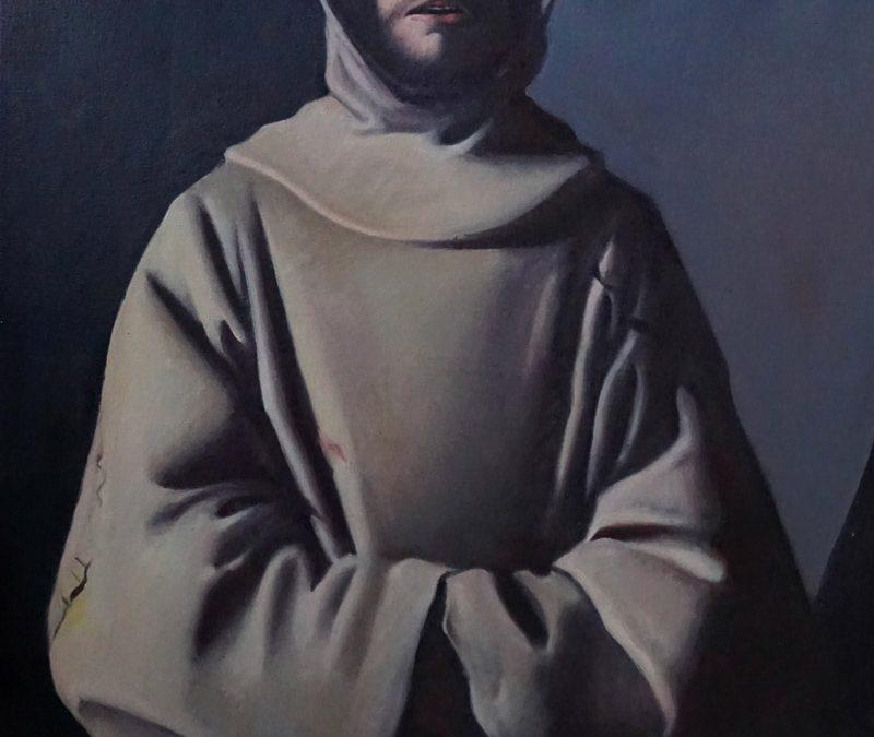 Francisco de Zurbarán - St. Francis of Assisi